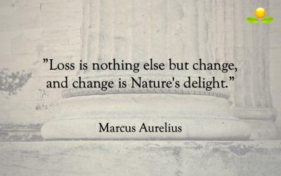 19. Marcus Aurelius – Förändring